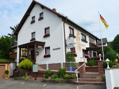 Hiking and. Cycling paradise for Locks / Castle romance, leisure / adventure parks - Ferienwohnung 1
