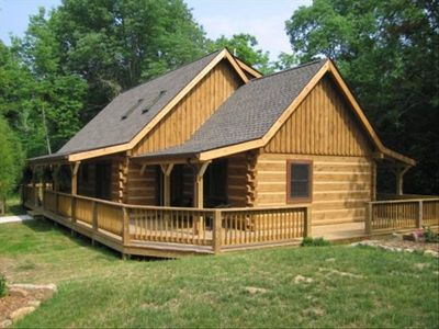 Vacation rentals by owner indiana bloomington for Cabins near bloomington indiana