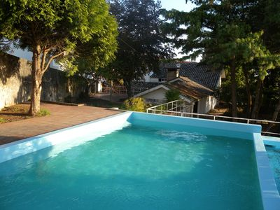 Villa  near the sea and the river with private pool