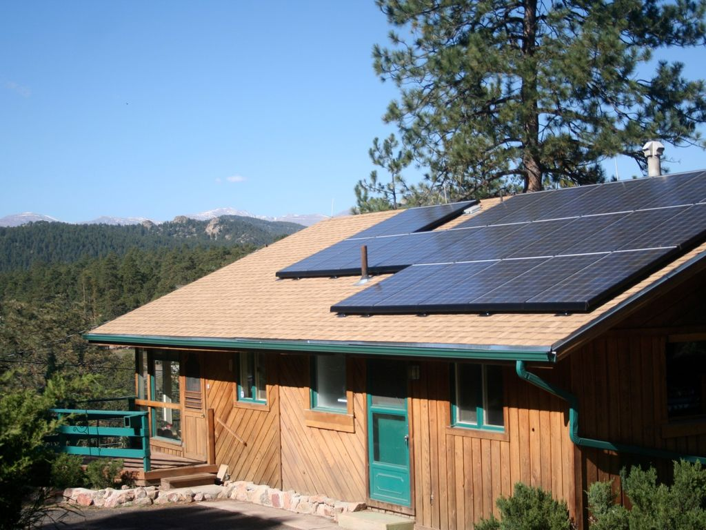 Stroll into evergreen from this spacious vrbo for Cabins in denver colorado for vacation
