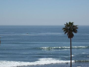 Las Gaviotas house rental - Enjoy the surf from our place. So close that the waves can lull you to sleep