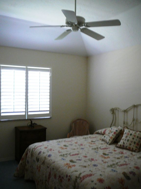 One of Two Guest Bedrooms