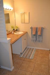 Master Bath and Dressing Area