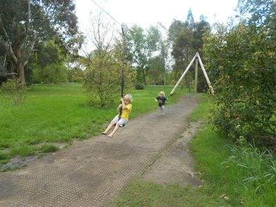 Fun outdoors at Kew's Climbers & Creepers