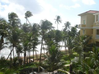 Humacao condo photo - Ocean view from Condo