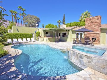Palm Springs house rental