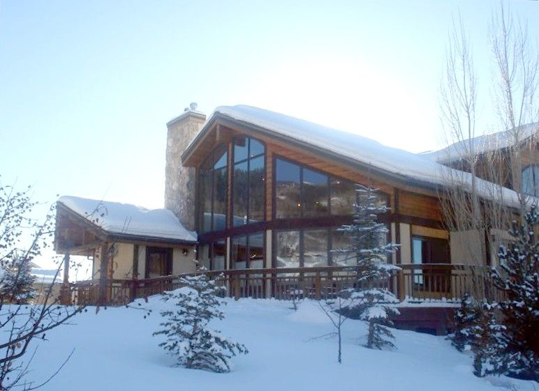 Luxury 5 BR Home on Mtn: Sleeps16, Amazing Views, Hot Tub