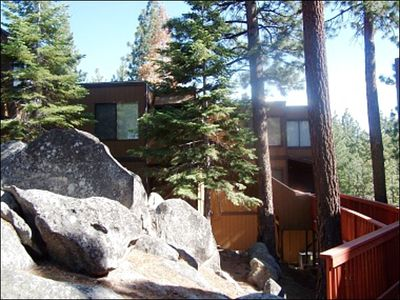 Tahoe Valley condo rental - Centrally Located Condo