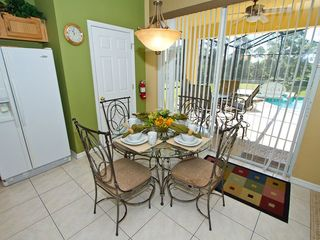 Breakfast table - Emerald Island villa vacation rental photo