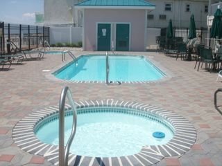 Wildwood Crest condo photo - Stockton Beach House- Ocean Front View - unit 301