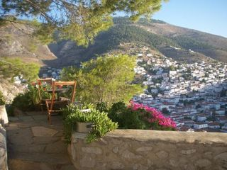 Hydra Island house photo - Village view