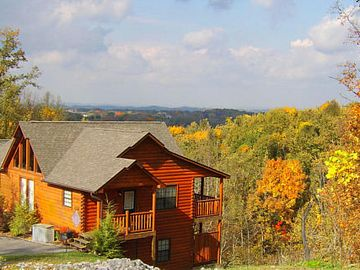 Pigeon Forge cabin rental - A Peaceful Easy Feeling Cabin in Pigeon Forge, Tennessee