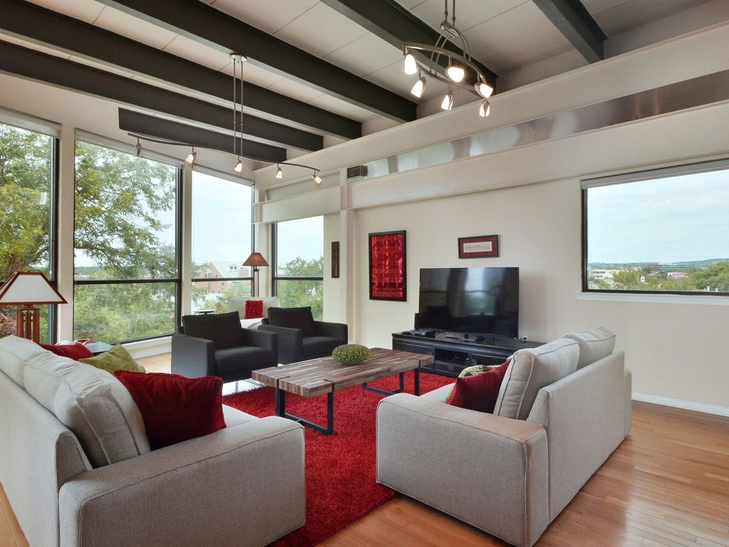 City View Austin Penthouse On West 6th Street Vrbo