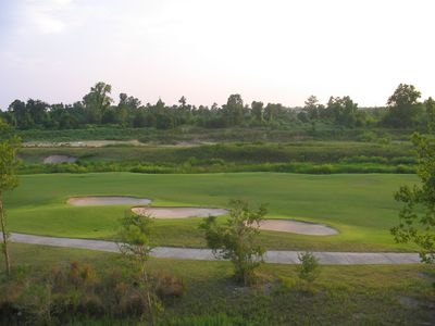 Beautiful views located on the Ninth Hole of the Norman Course