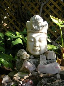 Santa Monica apartment rental - Buddha