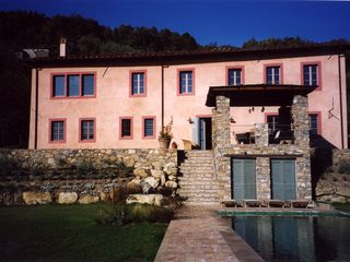 Lucca villa photo