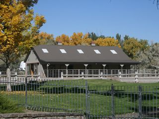 Farmington cabin photo - The stables for your horse!