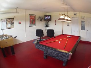 Orange Tree villa photo - Fantastic Games Room with cable television