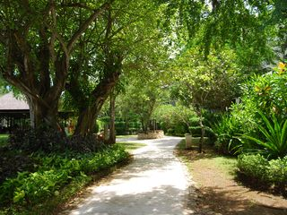 Nusa Dua apartment photo - Outside path