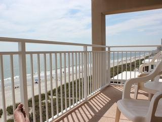 Crescent Beach condo photo - Balcony