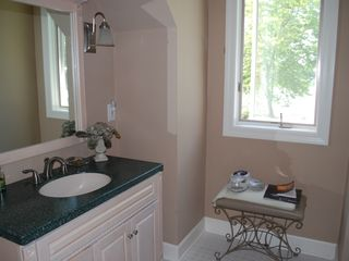Oconomowoc house photo - This is the private bathroom for bedroom #3