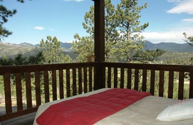 Dreambeds  on The  Sleeping Porch   An Outdoor Lovers Dream Bed