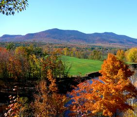 Conway house photo - North Conway, NH in the fall... This is why we love it here!