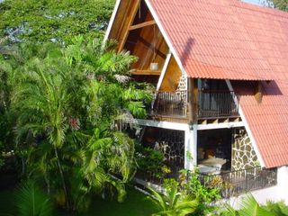 San Carlos chalet photo - Frontal view