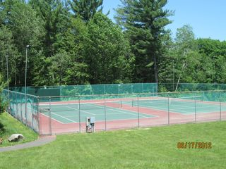 Thornton house photo - four tennis courts