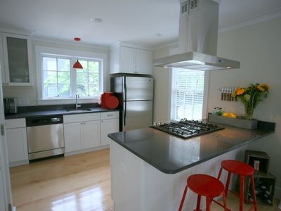 Newport house rental - Gas cooking