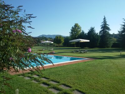 'Encantea' ...  lovely country house at just 2 km from Lucca - Salvia