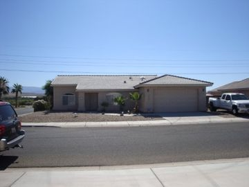 Mohave Valley house rental - Front View