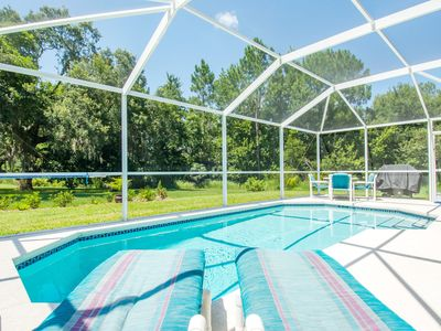 Casual Luxury in a Gorgeous 4/2 Pool Home, Everything You Want & CloseTo Disney!
