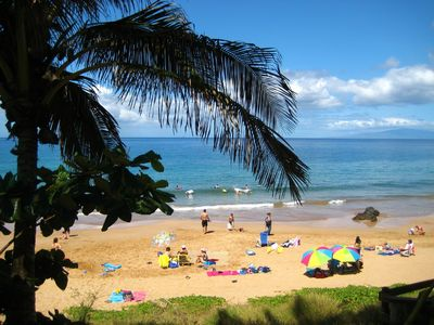 Kihei condo rental - South Maui's BEST Beach just 26 Steps Away!
