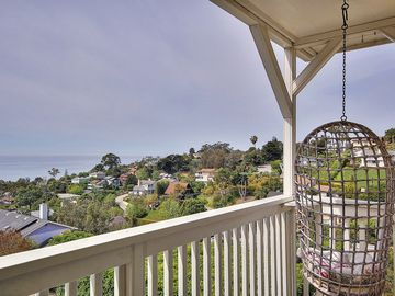 Summerland house rental - Ocean View - Enjoy the view of this quiet seaside paradise.
