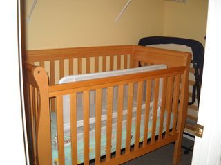 Terra Verde villa photo - Hardwood Crib