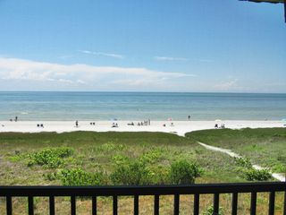 Sanibel Island condo photo - Looking towards the Beach from your Lanai