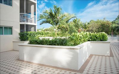 Our unit features a large terrace for your personal use.