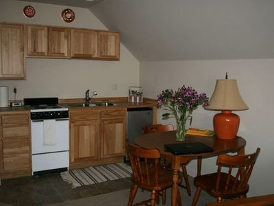 Kitchen Area of Studio (4th Bedroom)
