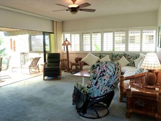 Spacious Livingroom - Kailua Kona condo vacation rental photo