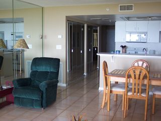 Cape Canaveral condo photo - Plenty of room for dining and relaxing