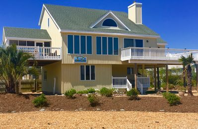 Sea-Esta - The Perfect Beach House with Pool for your Family Vacation!