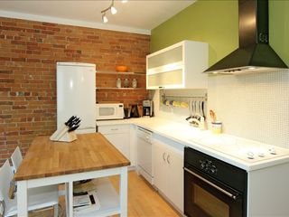 Toronto apartment photo - Kitchen