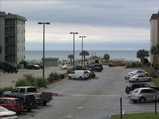 Myrtle Beach Resort condo photo - Ocean View Balcony