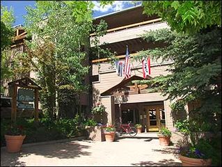 Aspen townhome photo - Fasching Haus Entry