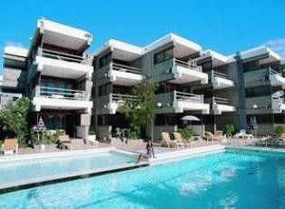 Playa del Ingles apartment rental - Pool of the apartments