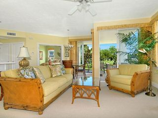 Princeville condo photo - Your tropical living room