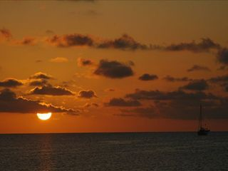 Marathon house photo - Sunset on the Gulf of Mexico-its just like this, honest