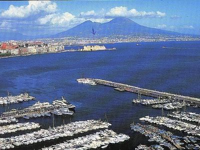 Large apartment near Naples, the Vesuvio, Pompei, Capri, Ischia, Amalfi.