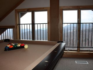 Killington house photo - Third Floor Pool Table Room looking East